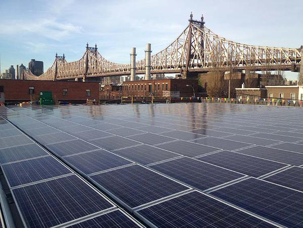 New York City Is Ahead Of Schedule On Its Solar Energy And