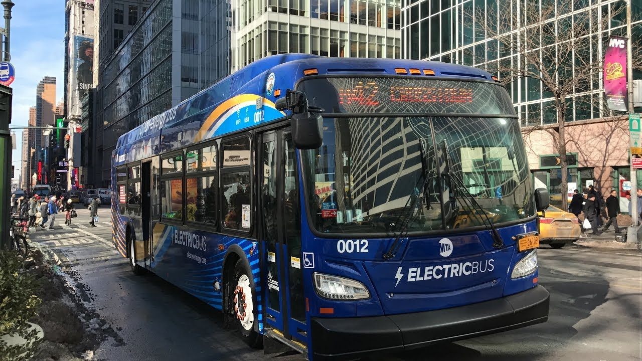 How Congestion Pricing Can Help Electrify The City U2019s Bus